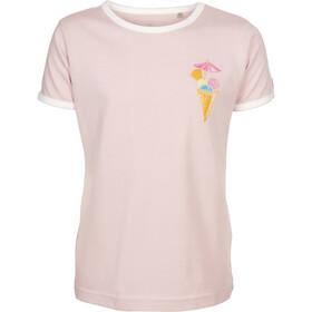Elkline Mostwanted SS T-Shirt Girls softstone
